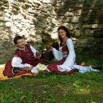 Mittelalterliche Hochzeit auf Burg Greifenstein
