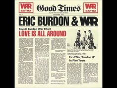 Eric Burdon and War- A Day In The Life