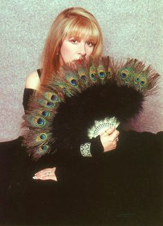 """Little girls think it's necessary to put all their business on 'MySpace' and 'Facebook', and I think it's a shame. I'm all about the mystery...""   ― Stevie Nicks"