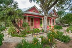9. The King William Historic District expanded in 1984 to include eclectic cottages built between South Alamo and South St. Mary's streets, according to the King William Association's website. Modest homes, such as the one pictured above, were built during the late 19th and early 20th centuries. Photo: Trulia