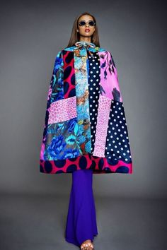 different.i like!!Duro Olowu spring/summer 2014 collection