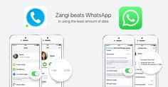 Zangi is ahead of its competitors in many ways, here is just one.