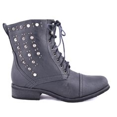 BOTINE JOASE CU TINTE ROCK STAR  119,0 LEI Converse Boots, Combat Boots, Wedges, Sneakers, Shoes, Fashion, Dyes, Accessories, Tennis