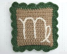 I'm a virgo! Love it!   Virgo Throw Pillow  September Birthday Gift  Dorm by Exotiflora, $20.00