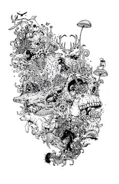 Growth Art Print by Kerby Rosanes