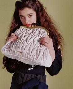 Miu Miu Hailee Steinfeld is 14! She's a babe.