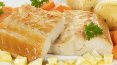 Røkt torsk med eggesmør Camembert Cheese, Dairy, Food, Meals, Yemek, Eten