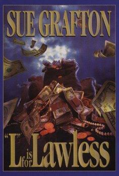 Sue Grafton book L Is for Lawless (HARD COVER)