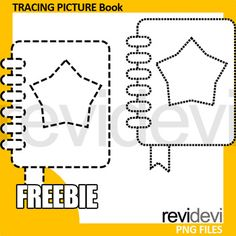 Back to school free clip art - tracing picture - B is for book. Dash to dash image is great for making trace picture activities.YOUR RATING and COMMENT is highly appreciated.If you want more set like this, please SHARE this post on fb, or PIN on your boards.Get color version hereLink-Clipart School Supplies - Books Clip art and Line artGet full collection of beginning aplhabet (A to Z graphic for tracing pictures)Link-Alphabet Clip Art Tracing Pictures Bundle - Complete A to ZGet similar…