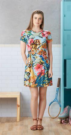 Só na Antix Store você encontra Vestido Camuflagem com exclusividade na internet