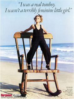 Michelle Pfeiffer (Vanity Fair Sept 1993)   Kibbe Dramatic Classic