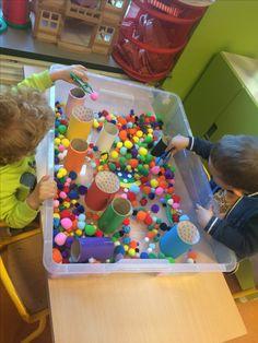 Montessori Activities, Toddler Activities, Tuff Spot, Sensory Boards, Busy Bags, Toddler Fun, Sensory Play, Family Kids, Fine Motor