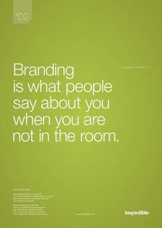 About branding