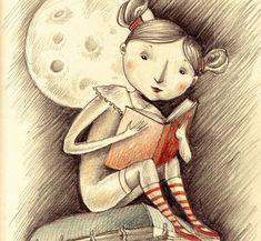 Illustrazione di Marta Farina Care amiche (e cari amici), in questo periodo il mio lavoro in libreria diventa un susseguirsi di pacchetti infiocchettati che finiranno sotto gli alberi delle case de...