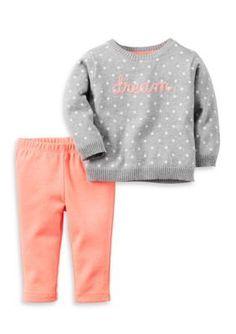 Carters  2-Piece Little Sweater Set