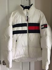 tommy hilfiger puffer jacket 90s - Google Search