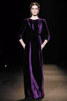 Alberta Ferretti Ready To Wear Fall Winter 2013 Milan
