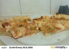 Nechte si chutnat Nebo, Quiche, Pizza, Chicken, Breakfast, Food, Morning Coffee, Essen, Quiches