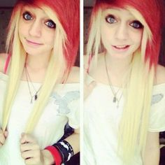 I want her hair!
