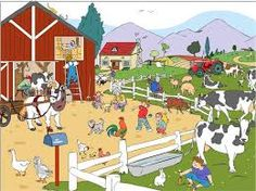 Bildresultat för praatplaat Picture Writing Prompts, Writing Words, Subtraction Kindergarten, Farm Pictures, See And Say, Human Drawing, Puzzle Art, Ecole Art, Picture Story