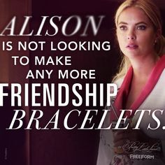 """S6 Ep13 """"The Gloves Are On"""" - True story. #PrettyLittleLiars"""