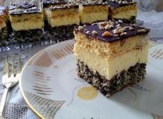 Biała Dama z nutą advokata - przepis ze Smaker.pl Polish Desserts, Polish Recipes, Polish Food, Sweets Cake, Easy Cake Recipes, Food Cakes, Holiday Desserts, Baking Tips, Cake Cookies