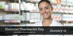 As #MedicalTranscription experts we would like to wish all #Pharmacists our best wishes for #NationalPharmacistDay - January 12.
