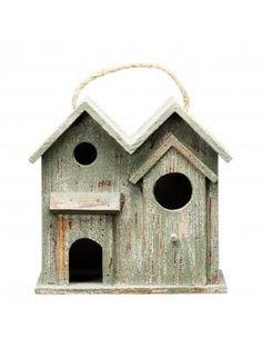 Bloomingville vogelhuisje