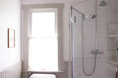 Shower Details In This Olympia Washington Cottage On Design*Sponge
