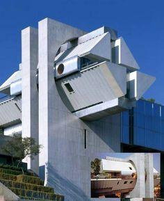 Clásicos de Arquitectura: Casa en el Aire  :Mexique ,Cortesía skyscrapercity.com