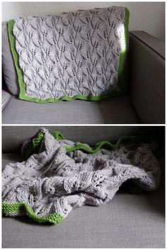 Decke stricken DIY