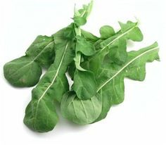 Arugula is an aromatic salad green. It is also known as rocket, roquette, rugula and rucola, and is popular in Italian cuisine. See substitutes for arugula as well as metric equivalents. Turnip Greens, Paleo, Bean Stew, Cancer Fighting Foods, Thing 1, Herb Seeds, Arugula Salad, Alkaline Foods, Organic Vegetables