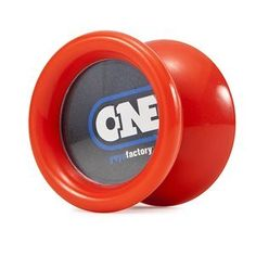 One Yo-Yo Red with Spec Bearing - Beginner's yo-yo with included upgrade for more advanced tricks - Amazon - $13