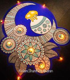 Beautiful Rangoli Designs Ideas for Gudi Padwa 2020 Best Rangoli Design, Indian Rangoli Designs, Rangoli Designs Latest, Simple Rangoli Designs Images, Rangoli Designs Flower, Free Hand Rangoli Design, Rangoli Border Designs, Small Rangoli Design, Rangoli Patterns