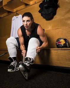 Hilary Knight, USA Hockey [Ryan Taylor/ Red Bull]