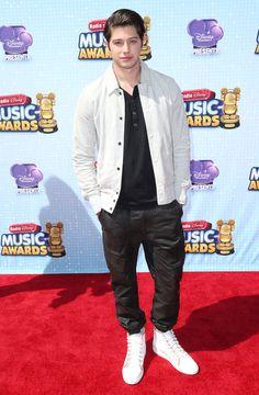 Chris Galya- radio disney music awards 2014