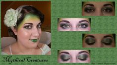 Project Make-up: N° 10 - Mythical Creatures // Fabelwesen