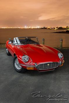 Jaguar E-Type, Series III/..Re-pin..Brought to you by #CarInsurance #EugeneOregon and #HouseofInsurance