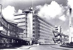 Van Nelle(ontwerp)fabriek