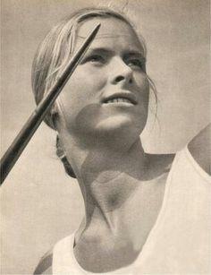 Germany girl. 1940s