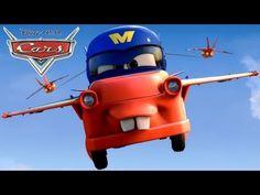 Cars Toon - NEDERLANDS - Takels Sterke Verhalen - Maters Tall Tales - the cars part 1 - Disney