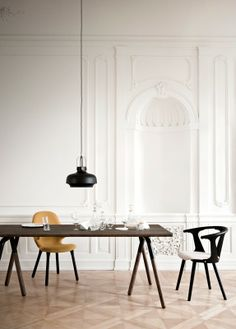 Domesticoshop . &Tradition . AndTradition . In Between . Chair . Sami Kallio . Catch Chair . Jaime Hayón .   #domesticoshop #andtradition