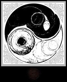 Image result for thanatos eros yin yang