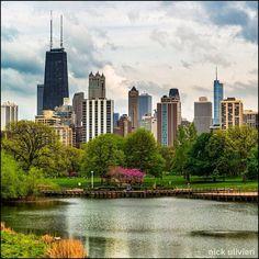 My heart, my city, my Chicago
