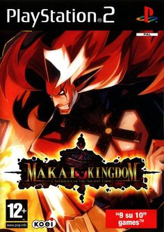 MAKAI KINGDOM [2005]. Makai Kingdom is a tactical role-playing game in which you play as Lord Zetta, who is hell-bent on recovering control of the netherworld. In an effort to build your army, you must imbue inanimate objects and equip them with weapons from a variety of eras, ranging from medieval to futuristic.