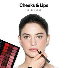 Bobbi Brown Makeup Lessons: Cheeks & Lips