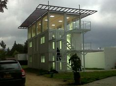 [ shipping container home ]