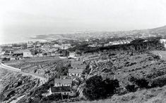 Picture Story: Cape Town as it was - a trip down memory lane Old Pictures, Old Photos, Vintage Photos, Botany Bay, Cape Town South Africa, Beach Road, Picture Story, Seaside Towns, Most Beautiful Cities