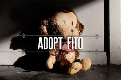 Ever since Carina was sexually abused, she lost her childhood and doesn't play with her monkey anymore. By adopting Fito, you donate to La Alianza, helping her and other abused girls.  ----------------------------------------------------------------------------------------------- Repin to help. Discover her story at http://www.pinterest.com/laalianza/carina-and-fito/ Visit http://www.laalianzaayuda.org/?product=carina-and-fito A shelter for abused children.