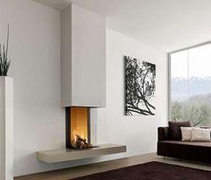 Caminetti moderni e di design (Foto 10/40)   Designmag